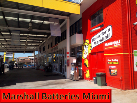 Marshall Car Batteries